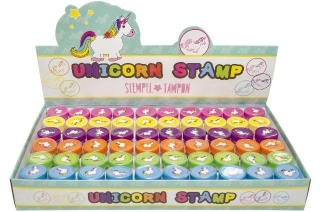 Fantastisk Unicorn stämpel - Mirus Mix - Barn Give-Aways för läkare OU-37